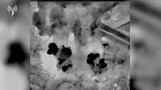 Izrael letecky bombardoval místo v Pásmu Gazy, odkud vzlétaly zápalné balony. Hrozí pokračování konfliktu