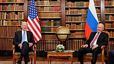 Minimální prostor pro shodu. Biden a Putin hledali skulinu ve vzájemné nedůvěře