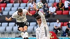 Němečtí fotbalisté porazili po obratu na mistrovství Evropy obhájce trofeje Portugalce 4:2