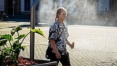 V Čechách a na jihu Moravy teploty překročí ve čtvrtek 31 stupňů, nejtepleji bude v sobotu