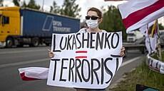 Běloruské opozici v zahraničí se daří vytvářet tlak na Lukašenka, říká politolog