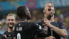 Rakouský rasista? Severní Makedonie žádá trest pro Arnautovice, UEFA zahájila řízení