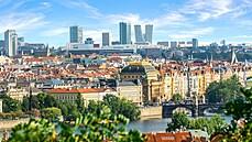 Stavíme málo a draze. Mezi metropolemi zemí V4 je nejhorší dostupnost bydlení v Praze