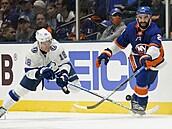 Islanders v semifinále NHL porazili Tampu v prodloužení a vynutili si sedmý duel