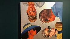 Křičící barvy dejvického Warhola. Co všechno se prolíná do díla Pasty Onera?