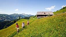 Rakouské Alpy nabízejí víc než jen vysokohorské túry. Do země lze vstupovat bez omezení