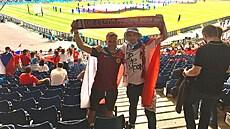Myslím si, že UEFA musí být z Eura dost zklamaná, hlásí český fanoušek z Británie