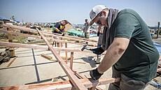 Stát rozšiřuje program Živel. Odškodnění za tornádo dostanou i lidé s rozestavěným bydlením
