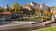 Lázeňské město Bechyně je rájem turistiky