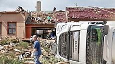 Schillerová: Stát bude podnikatelům kompenzovat škody po tornádu až do výše 80 procent