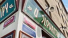 Praha 3 dala do Koněvovy ulice cedulku. Vysvětluje kontroverzní roli sovětského maršála