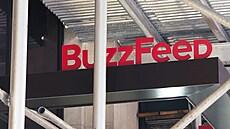 Mediální společnost BuzzFeed vstoupí na burzu, doufá v ohodnocení 1,5 miliardy dolarů