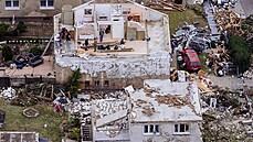 Statici vystavili účet za tornádo: 115 domů půjde jistě k zemi, nemusí jít o konečné číslo