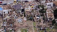 Škody po tornádu na krajském a obecním majetku jsou vyčísleny na více než 1,5 miliardy