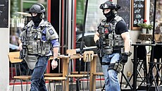 Muž na úřadu práce střílel nelegálně drženou zbraní. Motiv stále není jasný