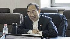 Přední jaderný vědec zemřel v Číně za nejasných okolností. Údajně spadl z budovy