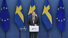 Švédský premiér Stefan Löfven rezignoval. Předčasné volby ale nepodpořil