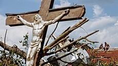 KAMBERSKÝ: Tornádo a Božskej klid