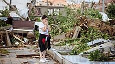 Lidé zasažení katastrofou by se neměli bát požádat o pomoc a podporu, říká psycholog