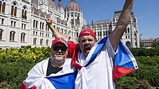 České fotbalisty požene proti Nizozemsku vpřed téměř sedm tisíc fanoušků