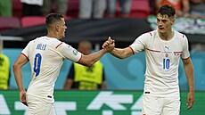 Nizozemsko - Česko 0:2. Češi postupují do čtvrtfinále po gólech Holeše a Schicka