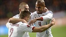 Češi na závěr kvalifikace překvapivě uspěli v Nizozemsku a vyhráli skupinu
