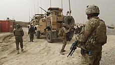 Odveta za útoky. Američané podnikli nálety na Íránem podporované milice v pohraničí Sýrie a Iráku