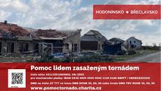 Neštěstí na jihu Moravy zneužívají podvodníci. Vytvořili QR kód, který vypadá jako od brněnské charity