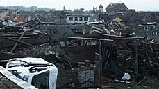 Po bouřce je bez proudu přes 75 tisíc odběratelů. Nejvíce jich je na jihu Moravy