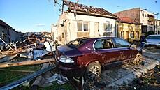 Bouře s tornádem mají na Moravě pět obětí. Byla to apokalypsa, popsal situaci šéf nemocnice