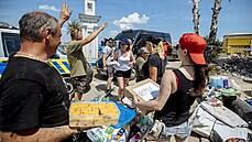 V postižených obcích ubyli dobrovolníci. Chceme je tady, lidi jsou zoufalí, říká koordinátorka