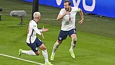 Dánové vzdorovali statečně, ale do finále postoupili Angličané. Rozhodl Kane dorážkou vlastní penalty