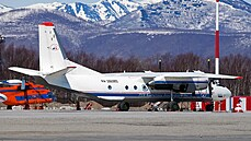 Záchranáři našli na Kamčatce trosky letounu An-26. Nikdo z 28 lidí na palubě nehodu nepřežil