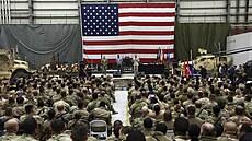 Mise USA v Afghánistánu skončí 31. srpna, má jasno Biden. I přes sílící Tálibán