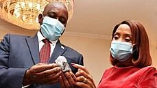 V Botswaně se našel další velký diamant, je třetí největší na světě