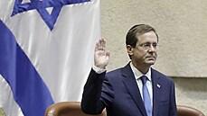 Nová hlava státu Izraele. Jicchak Herzog složil přísahu a stal se tak 11. izraelským prezidentem