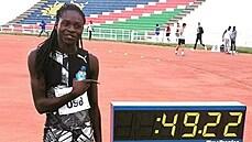'Máte moc testosteronu, do Tokia nejedete.' Namibijské atletky přišly o olympiádu, cítí diskriminaci