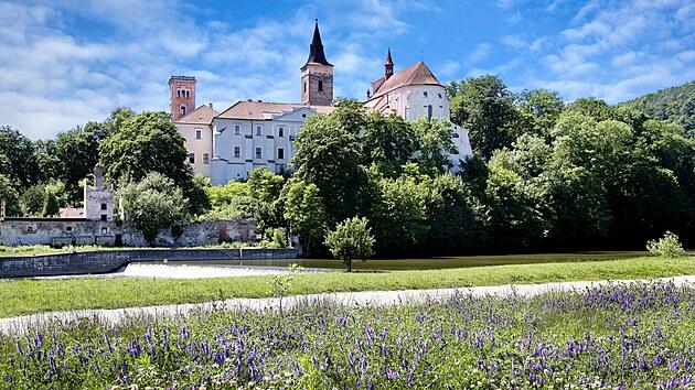 Kde oral svatý Prokop s čertem. Za slovanskou kulturou do Sázavského kláštera
