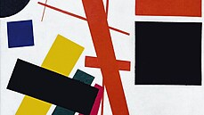 Vzácná sbírka ruské avantgardy. Výstavu v Hluboké se vyplatí navštívit