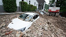 Experti před povodněmi v Německu varovali, rozsah ale nikdo nečekal. Katastrof má se změnou klimatu přibývat
