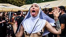 Na festival Obscene Extreme dorazilo méně lidí než v minulosti, program byl ale nabušený