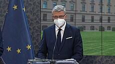 Od září nebudou hrazeny preventivní testy, potvrdil Vojtěch. Vláda schválila odměnu pro hasiče i plán na rozvoj škol