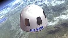 Chcete být jako astronaut Bezos? Na co se musí podle experta připravit každý vesmírný turista moderní doby