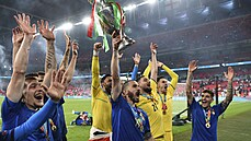 Itálie po 53 letech vyhrála fotbalové mistrovství Evropy. Anglii zdolala na penalty