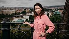 Lipovská podala trestní oznámení na šéfy České televize a firmy Médea. Důvod nesdělila
