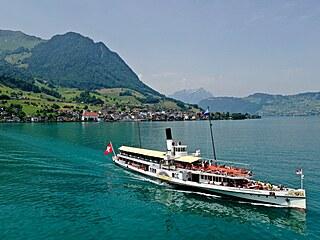 Že si cestu za švýcarskými krásami můžete zpestřit nebo ulehčit lanovkami či...