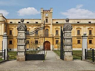Versailles na Osoblažsku. Jako na dvoře Ludvíka XIV. se budete cítit ve Slezských Rudolticích