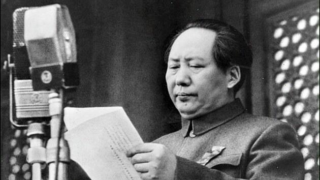 Nezadržitelný vzestup rolníka Maa. Sázka na guerillovou válku proti Japoncům i Čankajškovi vyšla
