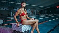 V olympijské kolekci vypadáme jako holky z Moravy, ale jinak je fajn, říká ve velkém rozhovoru plavkyně Seemanová