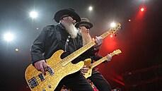 Zemřela rocková legenda. Dusty Hill působil v ZZ Top jako baskytarista 50 let